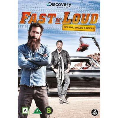Fast n' loud - Beards, builds and beers (2DVD) (DVD 2012)