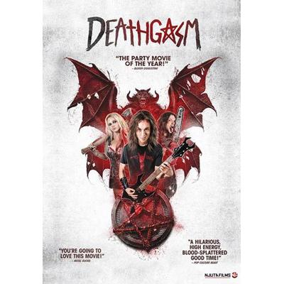 Deathgasm (DVD) (DVD 2015)