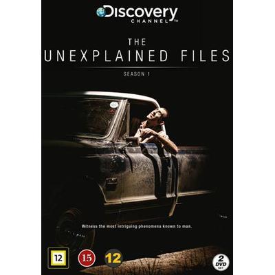 Unexplained files: Säsong 1 (2DVD) (DVD 2012)
