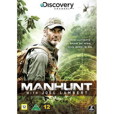 Manhunt with Joel Lambert: Säsong 1 (2DVD) (DVD 2012)
