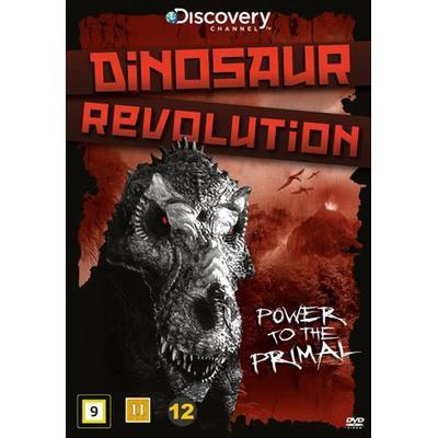 Dinosaur Revolution: Säsong 1 (DVD) (DVD 2012)