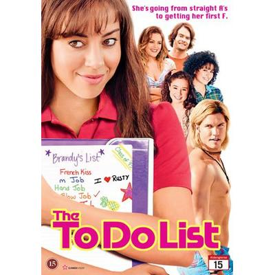 The to do list (DVD) (DVD 2013)