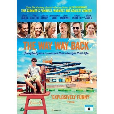 The way way back (DVD) (DVD 2013)