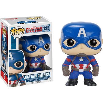 Funko Pop! Marvel Captain America 3 Captain America