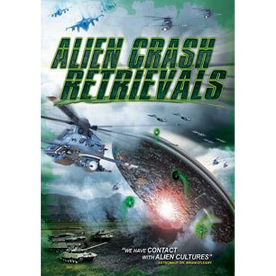 Alien Crash Retrievals (DVD) (DVD 2016)