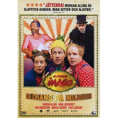 Cirkus Imago (DVD) (DVD 2014)