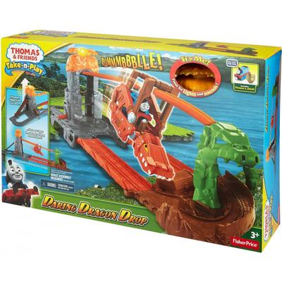Fisher Price Thomas & Friends Take n play Daring Dragon Drop