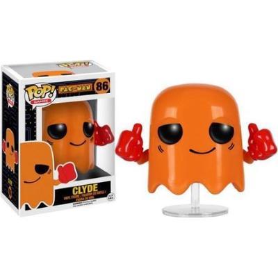 Funko Pop! Games Pac-Man Clyde