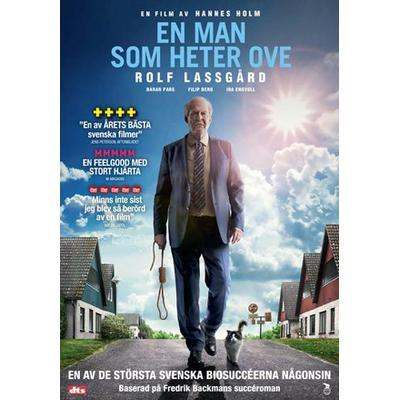 En man som heter Ove (DVD) (DVD 2015)