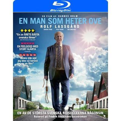 En man som heter Ove (Blu-ray) (Blu-Ray 2015)