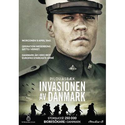 Invasionen av Danmark (DVD) (DVD 2015)
