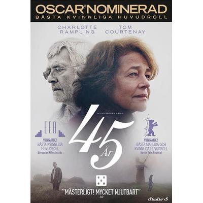 45 år (DVD) (DVD 2015)
