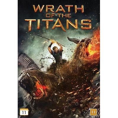 Wrath of the Titans (DVD) (DVD 2012)