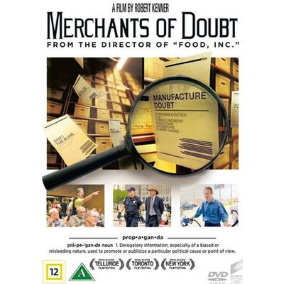 Merchants of doubt (DVD) (DVD 2014)