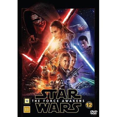 Star Wars 7: The force awakens (DVD) (DVD 2015)