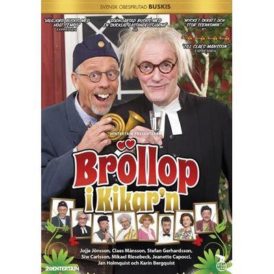 Stefan & Krister: Bröllop i kikar'n (DVD) (DVD 2011)