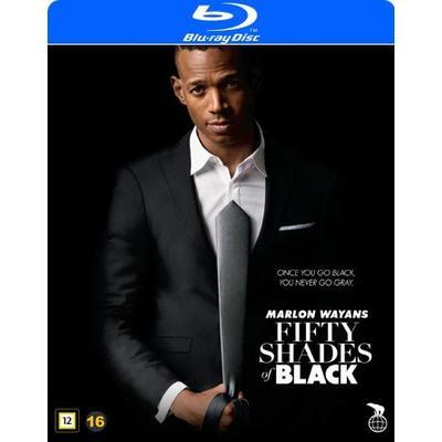 Fifty shades of black (Blu-ray) (Blu-Ray 2015)