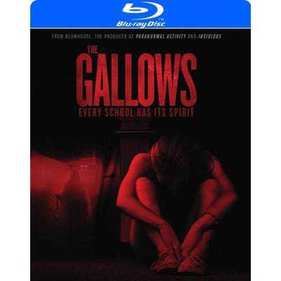 The gallows (Blu-ray) (Blu-Ray 2015)
