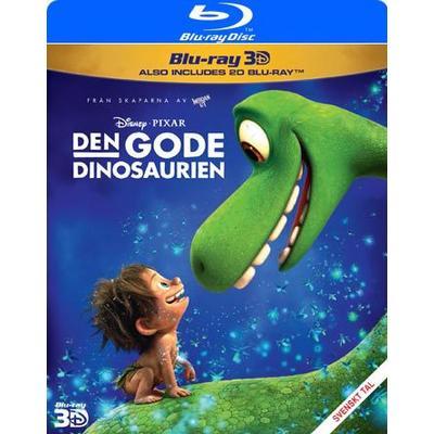 Den gode dinosaurien 3D (Blu-ray 3D + Blu-ray) (3D Blu-Ray 2015)