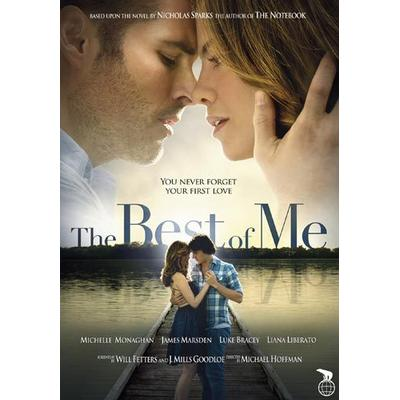 The best of me (DVD) (DVD 2014)