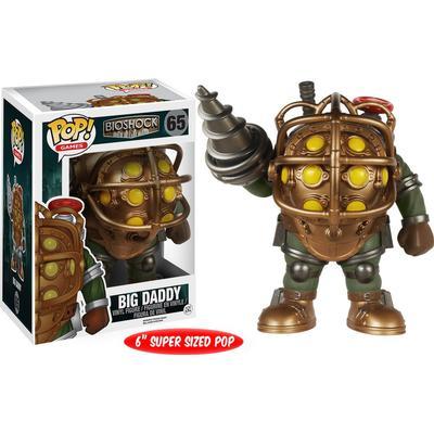 "Funko Pop! Games Bioshock Big Daddy 6"""