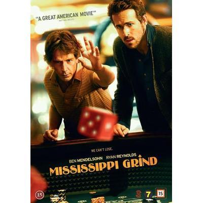 Mississippi Grind (DVD) (DVD 2015)