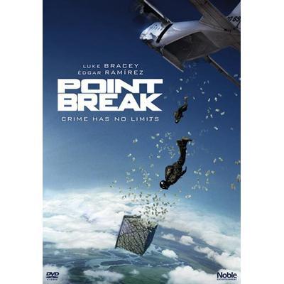 Point Break (2016) (DVD) (DVD 2015)