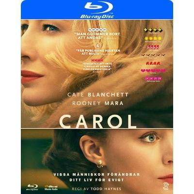 Carol (Blu-ray) (Blu-Ray 2015)