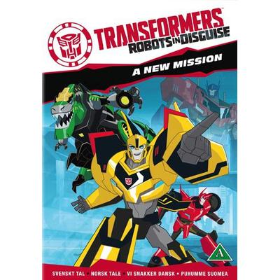 Transformers: Robots in disguise (DVD) (DVD 2016)