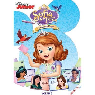 Sofia den första: Prinsessamlingen (DVD) (DVD 2015)