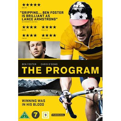 The Program (DVD) (DVD 2015)