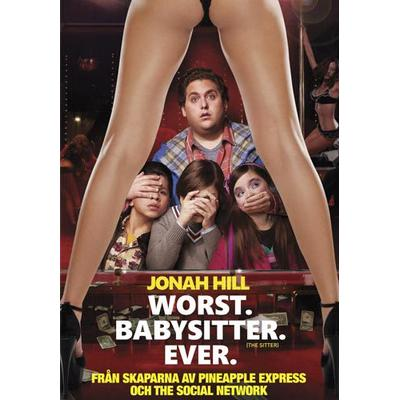 Worst babysitter ever (DVD) (DVD 2011)