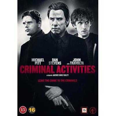 Criminal activities (DVD) (DVD 2015)