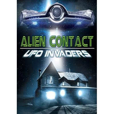 Alien Contact: UFO Invaders (DVD) (DVD 2016)