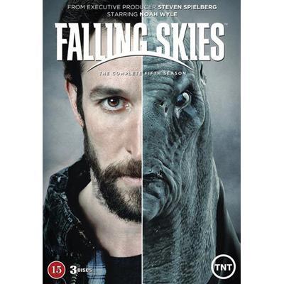 Falling skies: Säsong 5 (3DVD) (DVD 2015)
