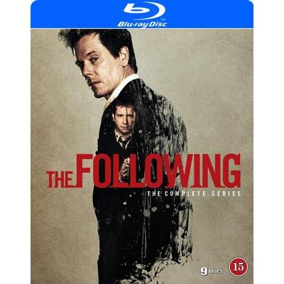The Following: Complete series (9Blu-ray) (Blu-Ray 2016)