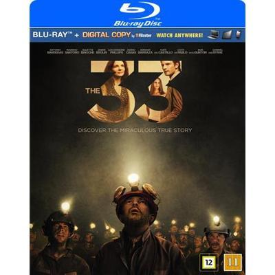 The 33 (Blu-ray) (Blu-Ray 2015)