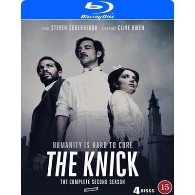 The Knick: Säsong 2 (4Blu-ray) (Blu-Ray 2016)