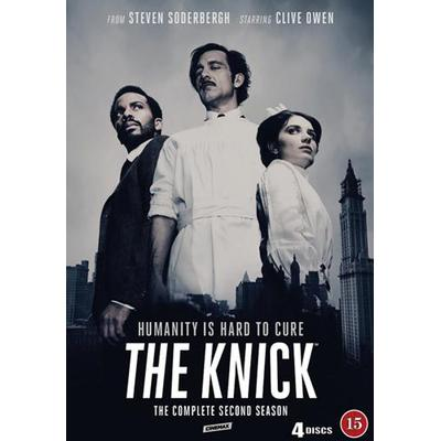 The Knick: Säsong 2 (4DVD) (DVD 2016)