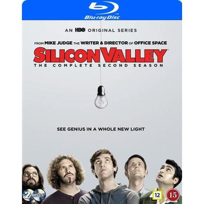 Silicon Valley: Säsong 2 (2Blu-ray) (Blu-Ray 2015)