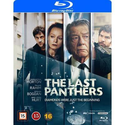 Last Panthers: Serien (2Blu-ray) (Blu-Ray 2015)