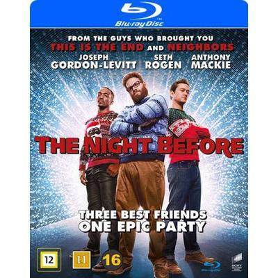 The night before (Blu-ray) (Blu-Ray 2015)