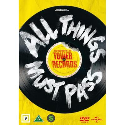 All things must pass (DVD) (DVD 2015)