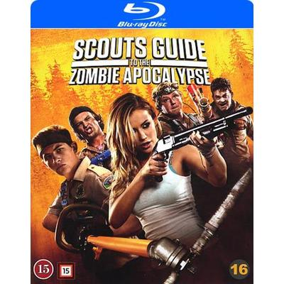 Scout's guide to the zombie apocalypse (Blu-ray) (Blu-Ray 2015)