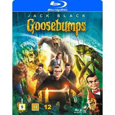 Goosebumps (Blu-ray) (Blu-Ray 2015)