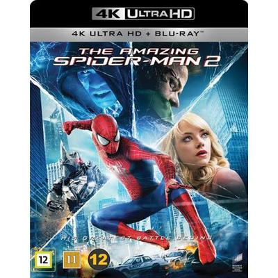 Amazing Spider-Man 2 (4K Ultra HD + Blu-ray) (Unknown 2016)