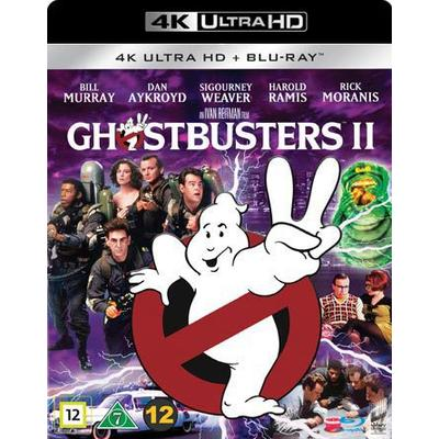 Ghostbusters 2 (4K Ultra HD + Blu-ray) (Unknown 2016)