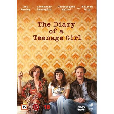 Diary of a teenage girl (DVD) (DVD 2015)