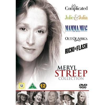 Meryl Streep collection - 5 filmer (5DVD) (DVD 2016)