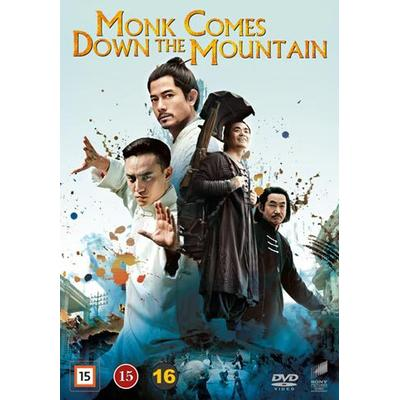 Monk comes down the mountain (DVD) (DVD 2015)